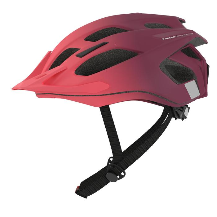 500 Mountain Biking Helmet - Black - 1347287