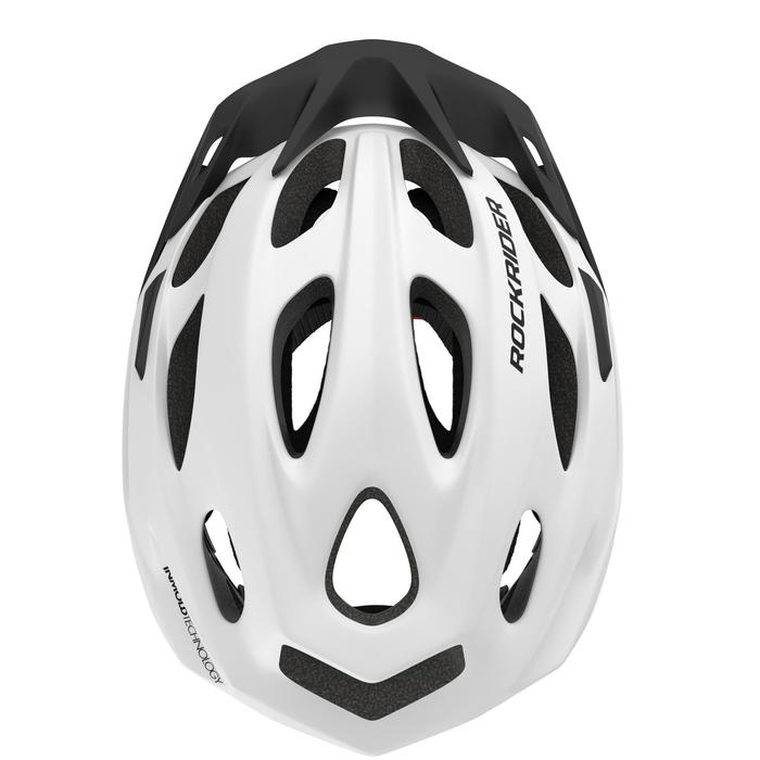 500 Mountain Biking Helmet - Black - 1347300