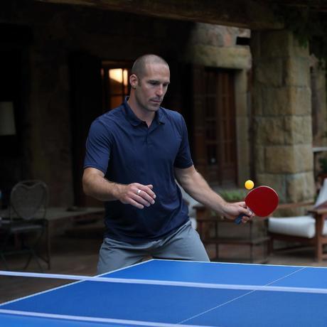 Table de ping pong ext rieure ft730 artengo - Decathlon table de ping pong ...