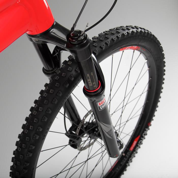 """VTT XC 500 27,5"""" rouge"""
