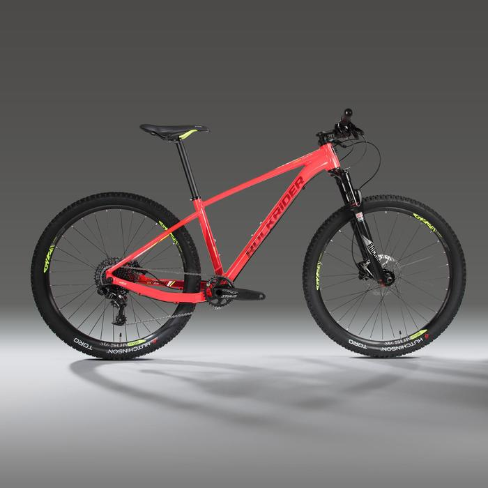 """MTB XC 500 27,5"""" rood - 1347353"""