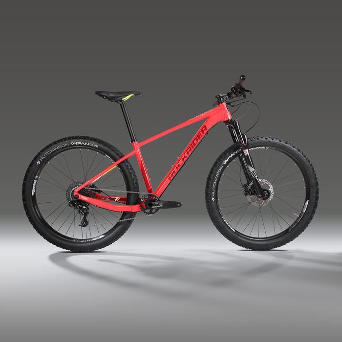 "MTB XC 500 27.5"" PLUS, SRAM GX Eagle 1x11-speed mountainbike"