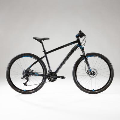 Rockrider 520 Mountain Bike 27.5 אינץ' - שחור