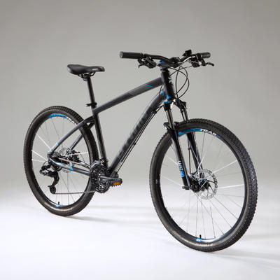 Rockrider 520 Mountain Bike ‏27.5 אינץ' - שחור