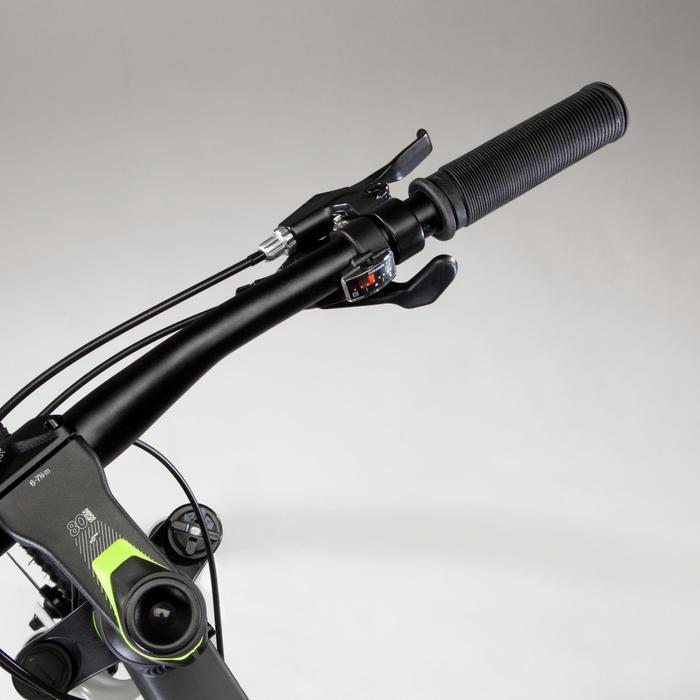 "Mountainbike MTB 27,5"" Rockrider 520 grau"
