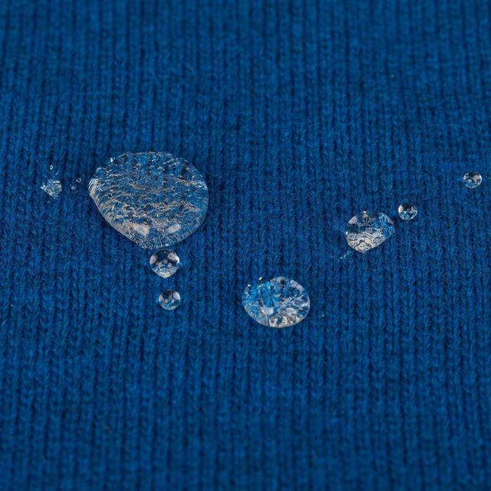 Jersey Polar Barco Vela Tribord Sailing 100 Hombre Azul Cálido