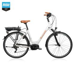 E-Bike City Bike 28 Zoll Riverside City XT Performance Cruise 400Wh