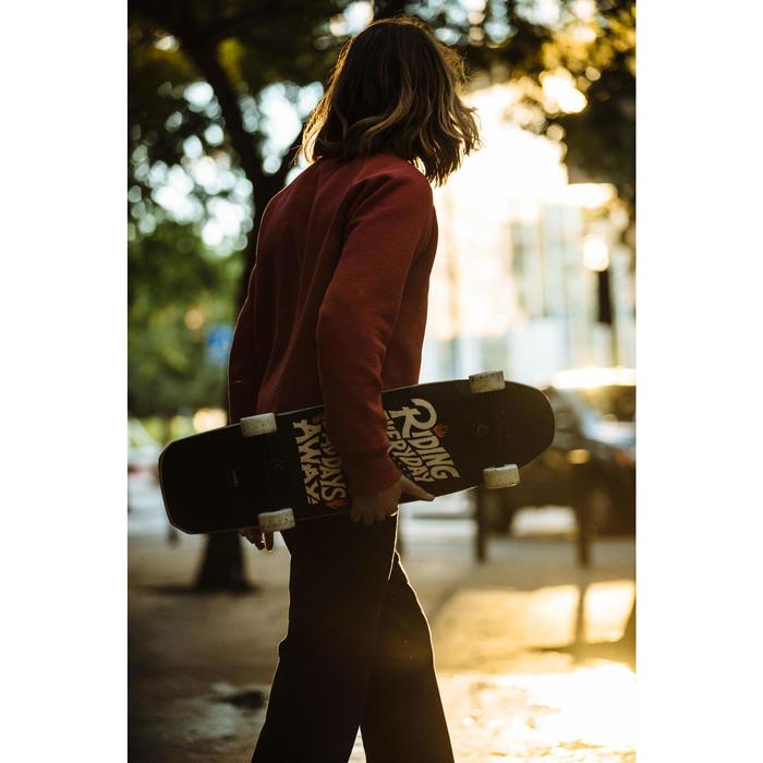 Cruiser Skateboard CITY THRASHER RIDE - 1347556