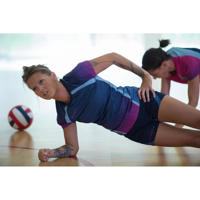 Short de volley-ball femme V500 - 1347576