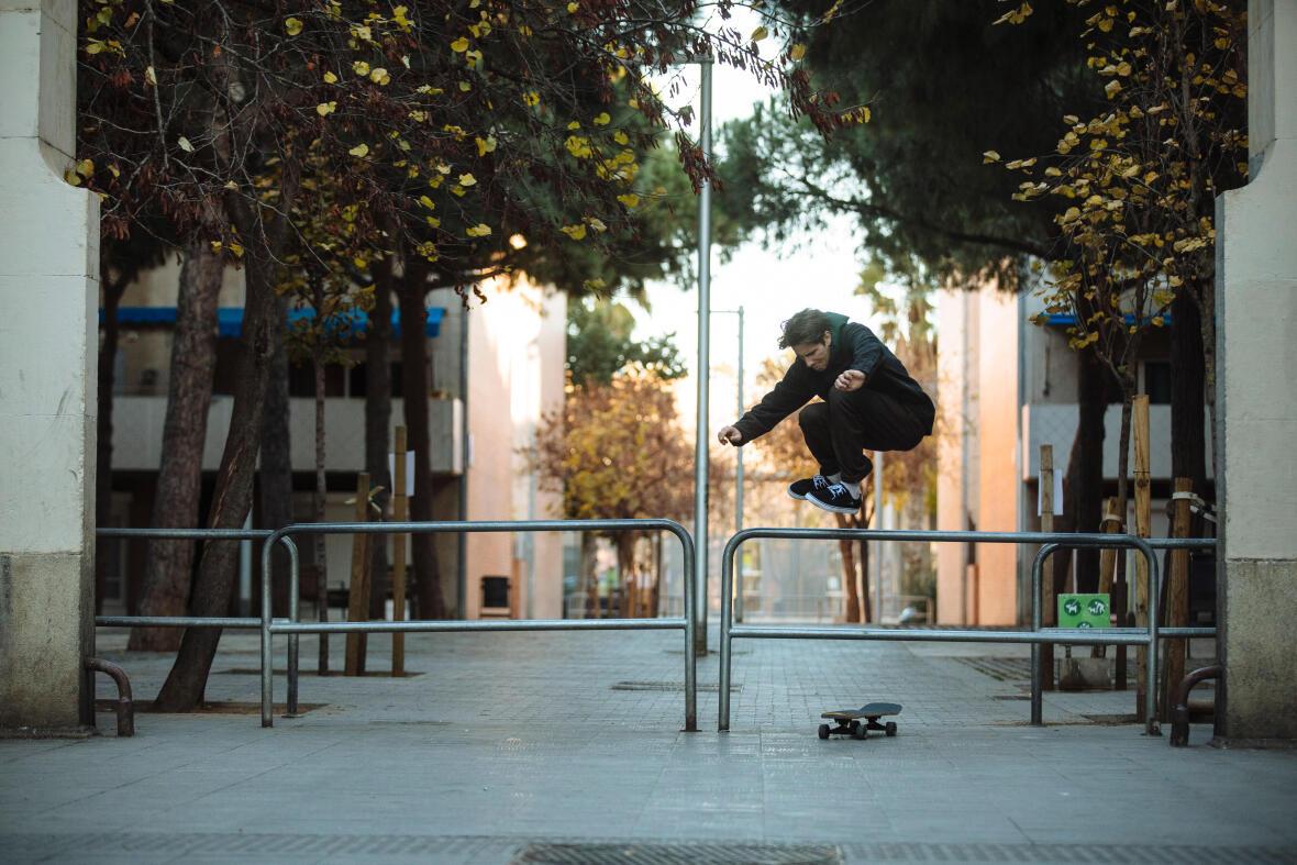 lexique skateboard