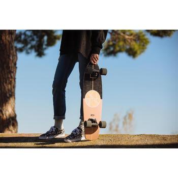 Cruiser Skateboard YAMBA BOIS Classic - 1347608