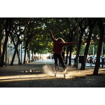 Cruiser Skateboard CITY THRASHER RIDE - 1347634