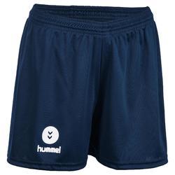 Korte broek Campaign dames marineblauw