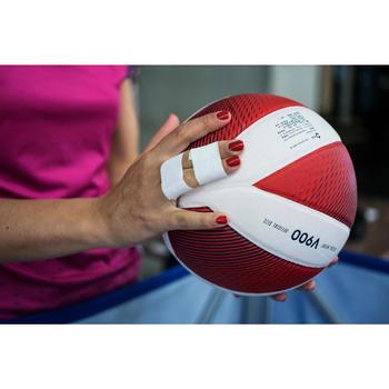 Volleyball V900 weiß/rot
