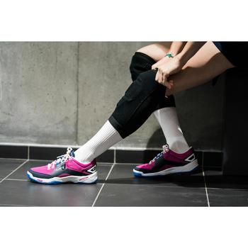 Kniebeschermers voor volleybal V900 zwart
