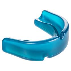 Protège-dents de hockey sur gazon intensité faible Medium FH100 turquoise
