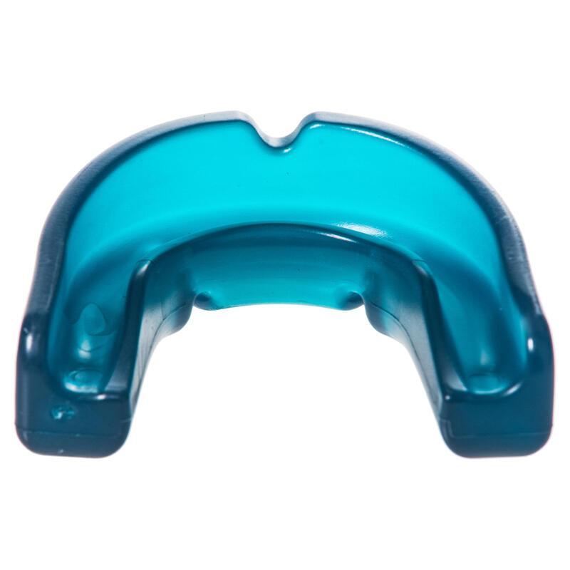 Protecţie Dinţi Hochei pe Iarbă FH100 Turcoaz Adulți