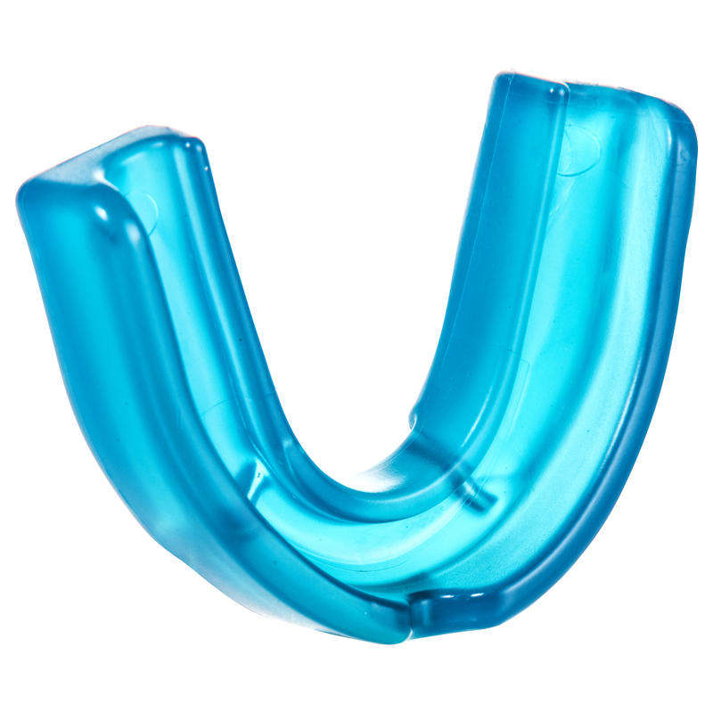 FH100 Kids' Low Intensity Field Hockey Mouthguard - Turquoise
