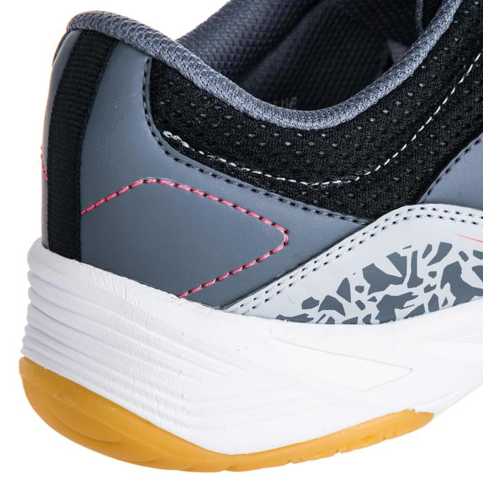 Chaussures de Handball H100 Homme grises et jaunes - 1347763