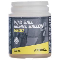 Handbal hars 200 ml wit