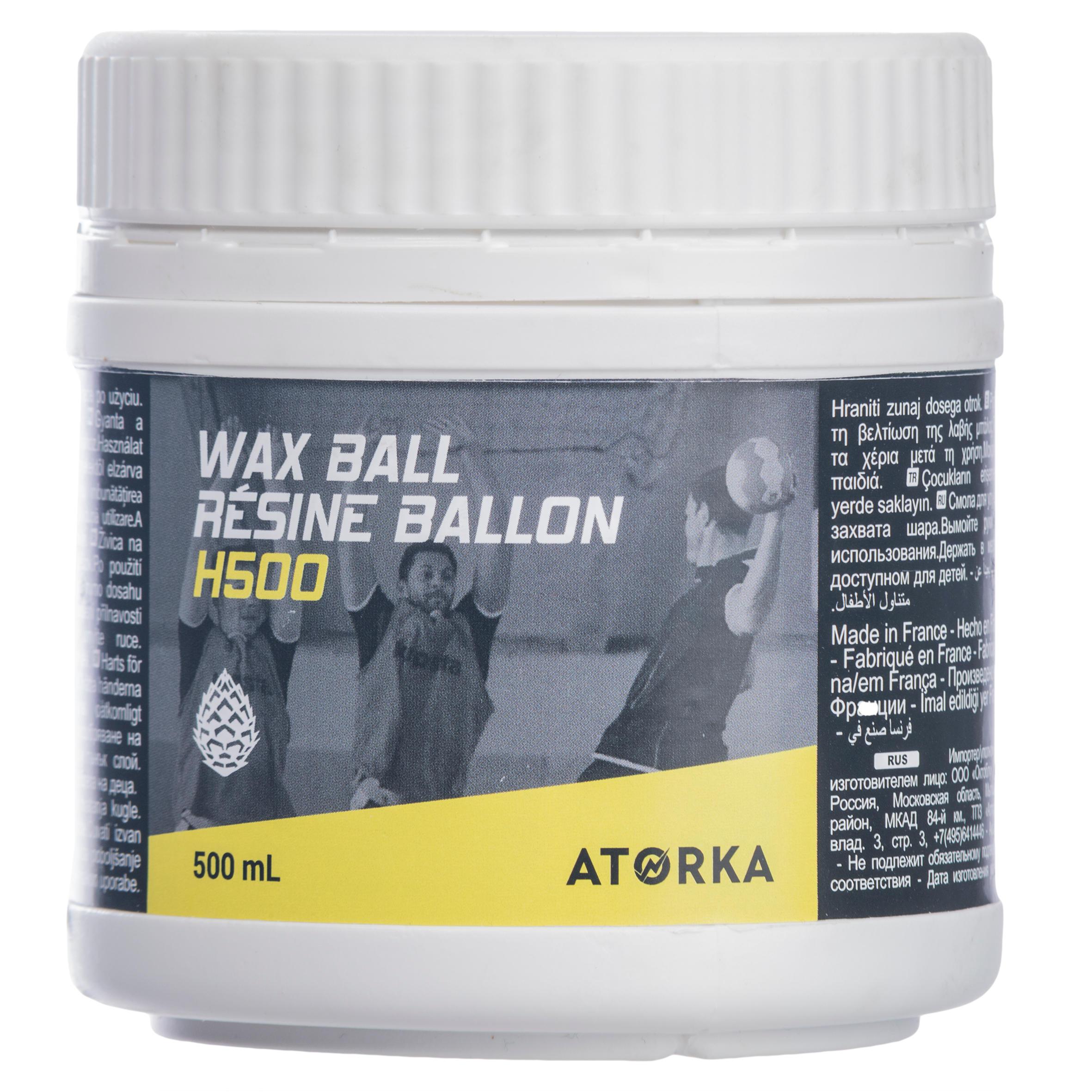 Atorka Handbal hars 500 ml wit