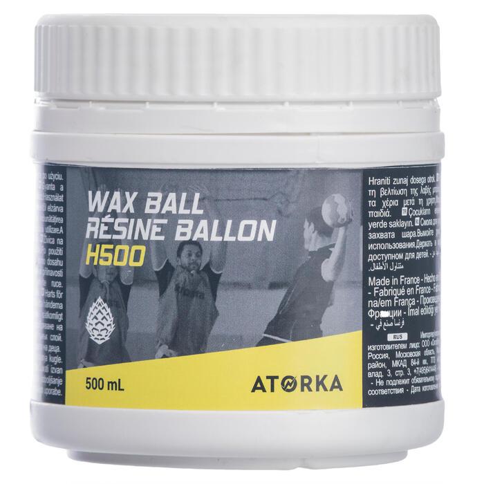 Hars voor handbal 500 ml wit