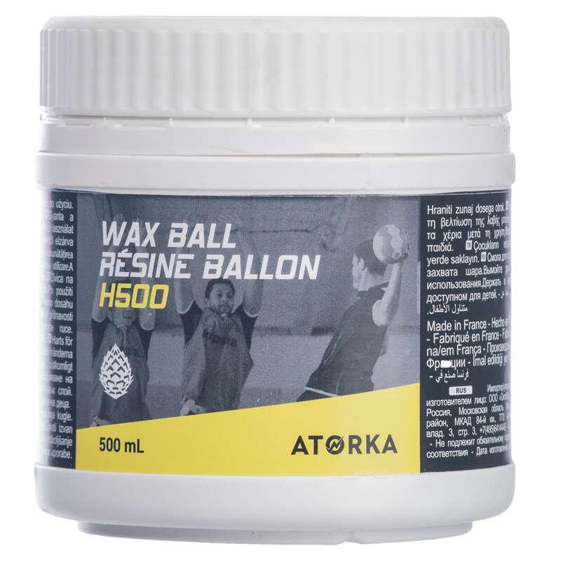HANDBALL BALLS Handball - Handball Resin 500ml - White ATORKA - Handball