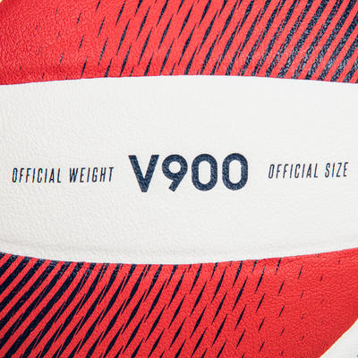 បាល់ទះ V900 - ស/ក្រហម