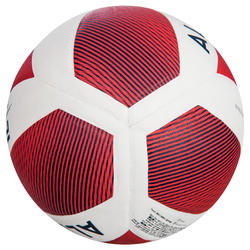 Ballon de volleyball V900 blanc et rouge