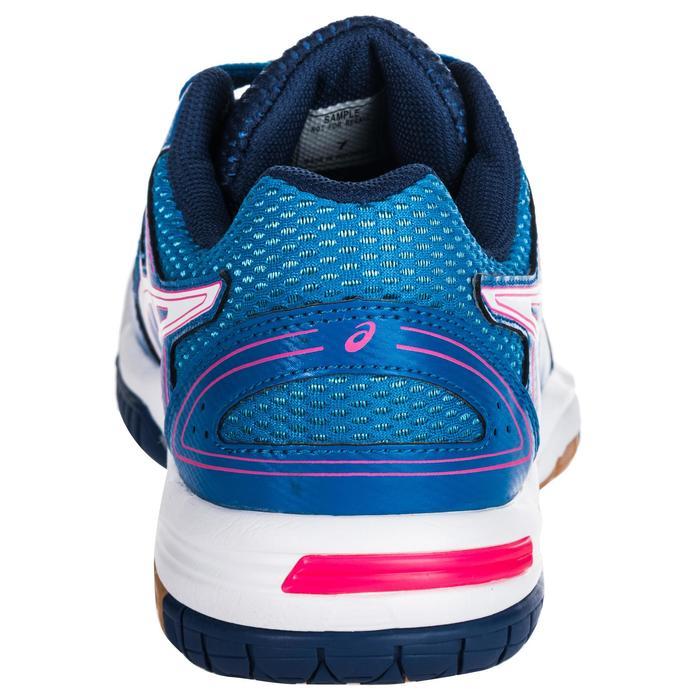 Chaussures de volley-ball femme Gel Spike bleues et roses. - 1347851