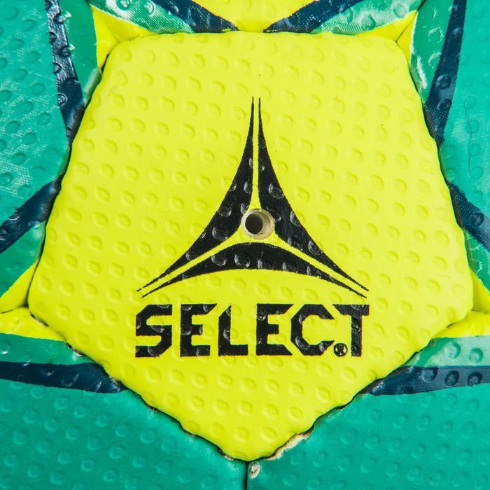 Ballon de handball Select SOLERA de couleur vert et noir taille 2
