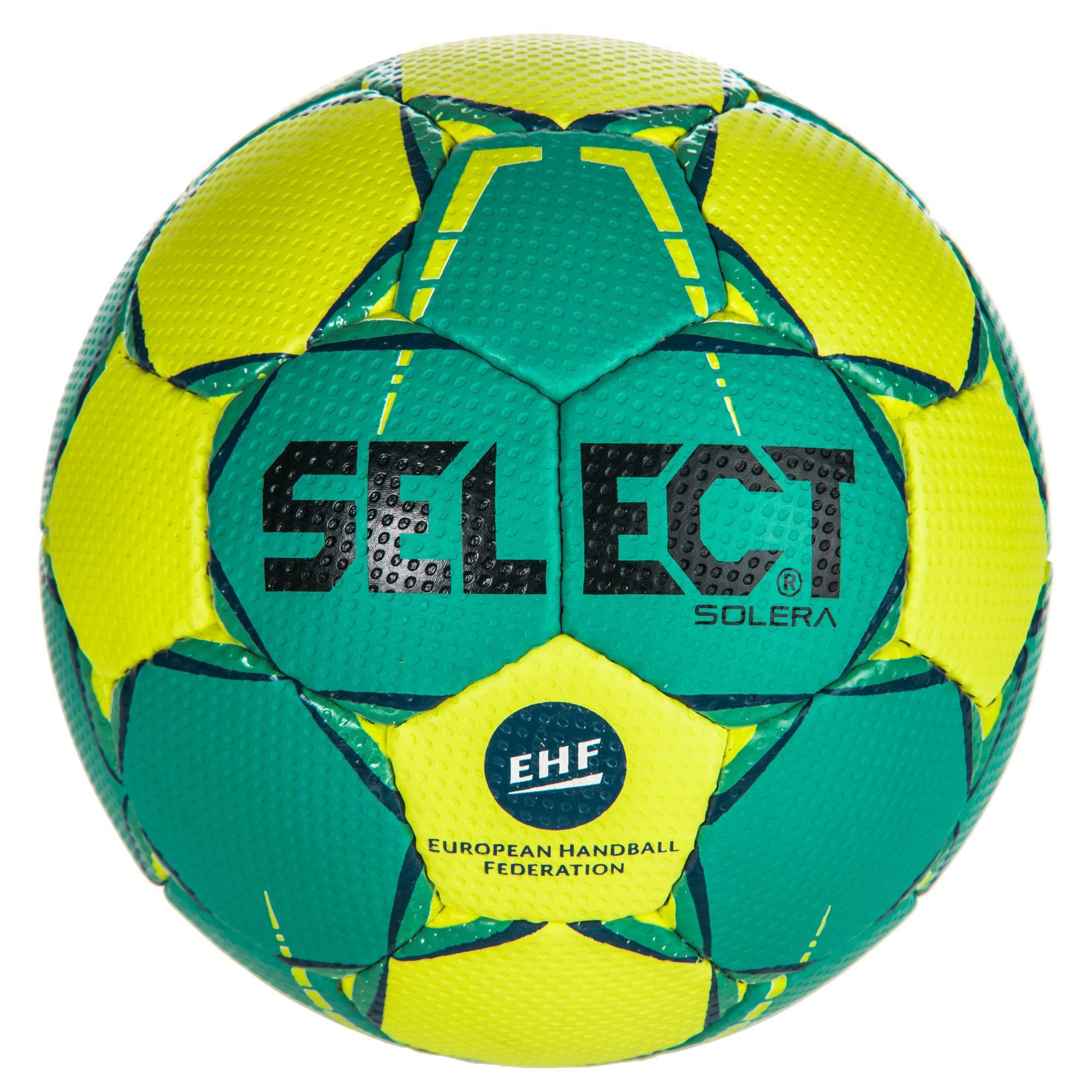 Select Handbal voor volwassenen Solera M3 groen / geel kopen