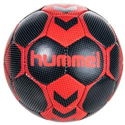 Balón de balonmano mujer talla 2 negro / rojo