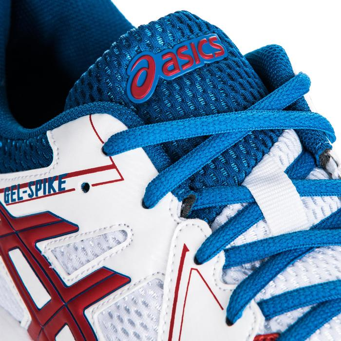 Chaussures de volley-ball homme Gel Spike bleues et blanches. - 1347924