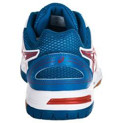 Volleybalschoenen heren Gel Spike blauw/wit