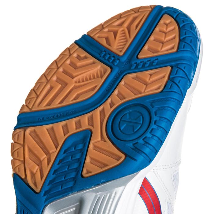 Chaussures de volley-ball homme Gel Spike bleues et blanches. - 1347928