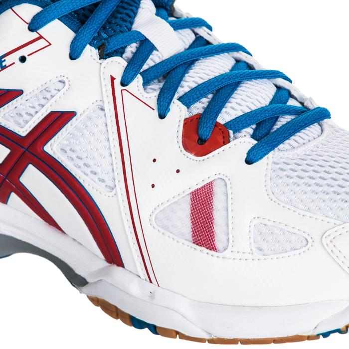 Chaussures de volley-ball homme Gel Spike bleues et blanches. - 1347929