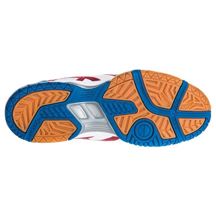 Volleybalschoenen voor heren Gel Spike blauw en wit