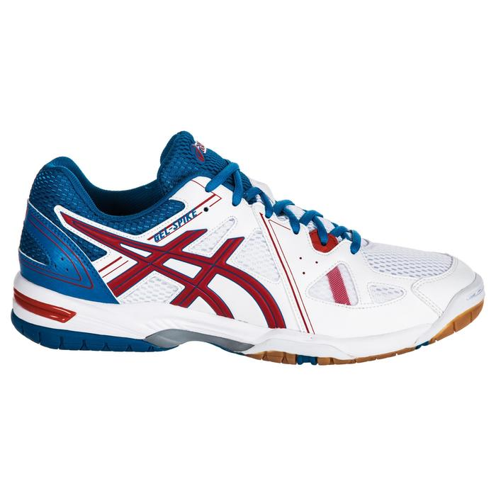 Chaussures de volley-ball homme Gel Spike bleues et blanches. - 1347933
