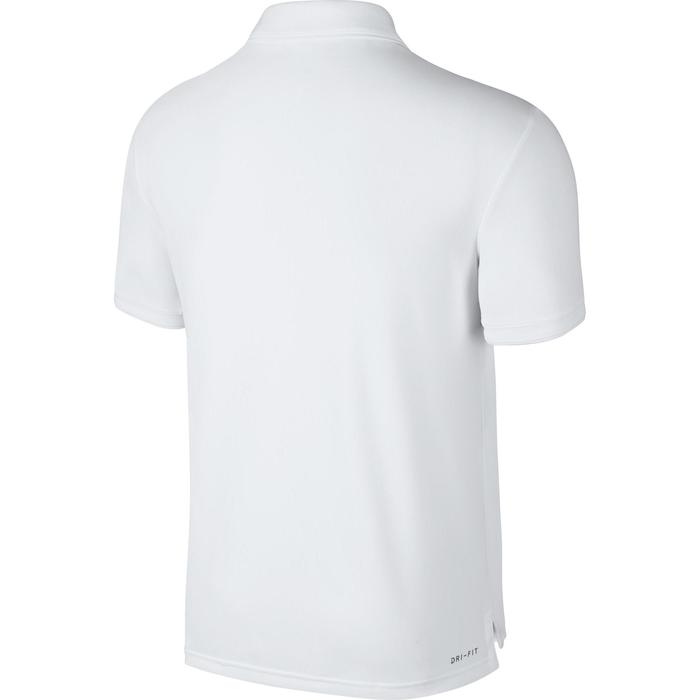 Nike Dry polo Team wit