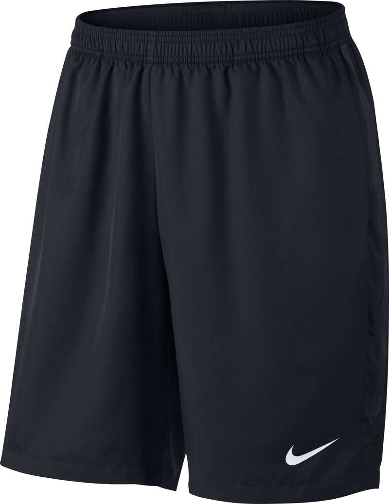 Tunna tenniskläder som andas, herr Racketsport - SHORTS DRI FIT SVART NIKE - Racketsport 17