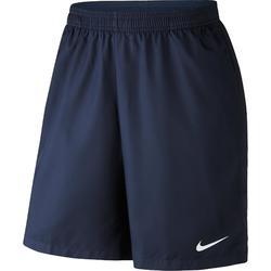 Tennisshort Nike Dry marineblauw