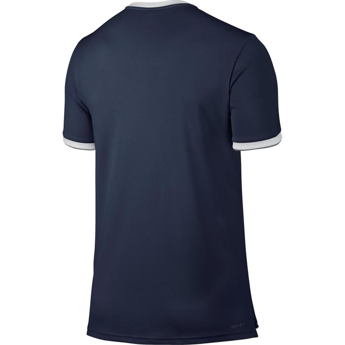 T SHIRT TENNIS NIKE DRY TOP TEAM MARINE - 1347967