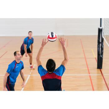 Maillot de volley-ball V500 homme bleu et - 1347979