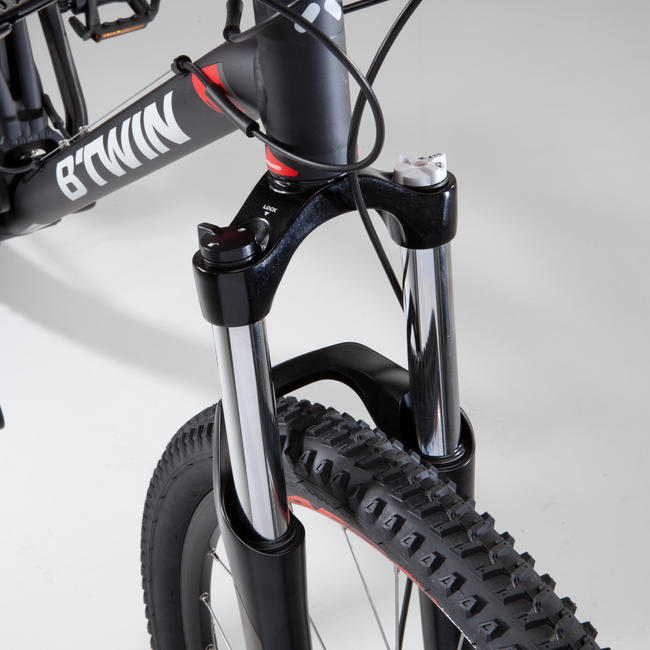 ST 520 S Mountain Bike 27.5_QUOTE_ - Grey