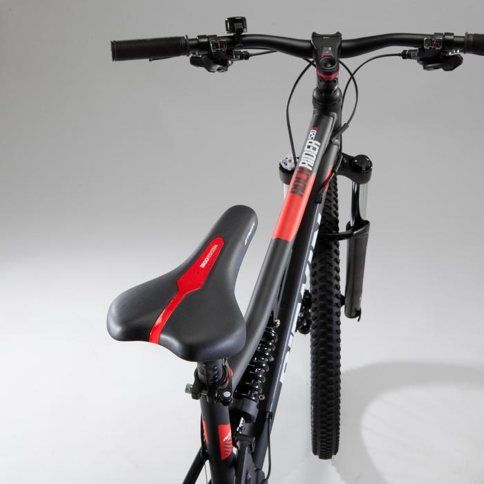 "MTB Rockrider ST 520 Full-Suspension 27.5"" Shimano/SRAM 3x8-speed mountainbike"