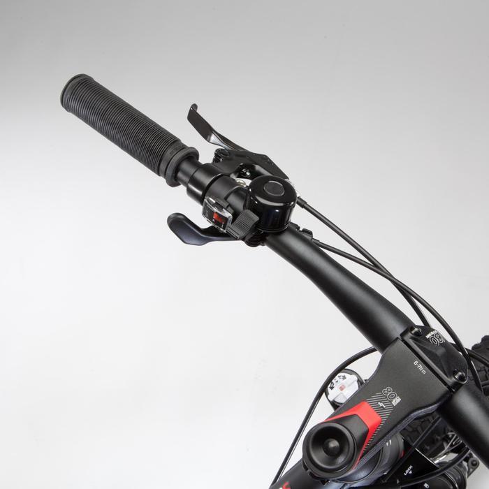 BICICLETA BTT ST 520 S GRIS 27,5''