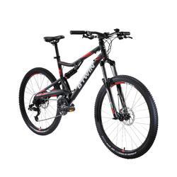 MTB Rockrider 520 S grijs 27.5