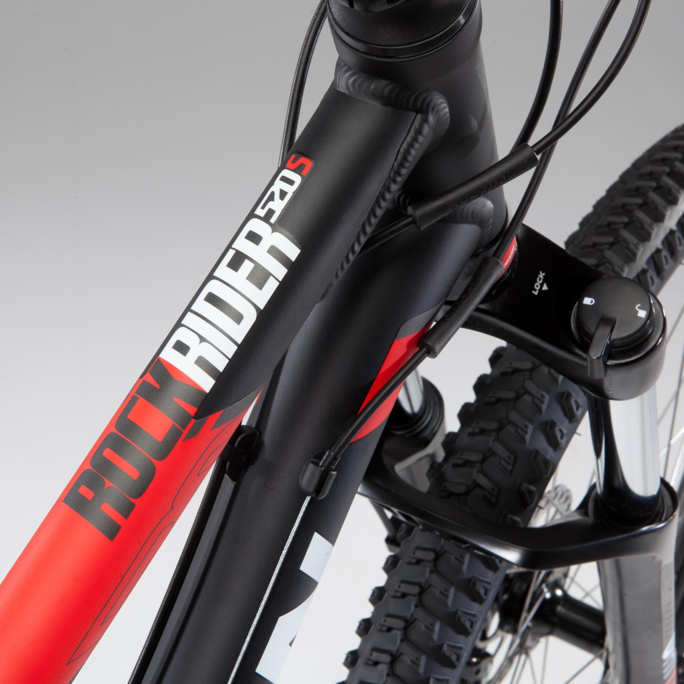 ST 520 S Mountain Bike 27.5_QUOTE_ - Grey