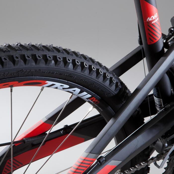 "Mountainbike ST520S MTB 27,5"" grau"